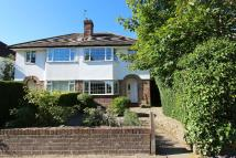 Maisonette to rent in Firs Lane, London, N21