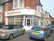 Shop in Holmfield Road, Blackpool