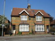 1 bed semi detached home in High Street, EGHAM...