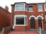 End of Terrace house to rent in Elaine Avenue, BLACKPOOL