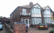 3 bedroom semi detached property in Beech Avenue, Blackpool