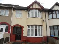 Terraced home in Haddon Road, Blackpool
