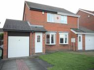 semi detached home to rent in Chigwell Close, Penshaw...