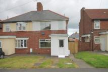 3 bed semi detached house in Pontop Street...