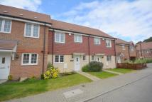 Terraced house in Brudenell Close ...