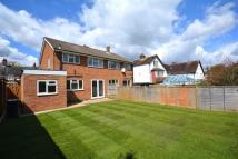 Bois Lane semi detached house to rent