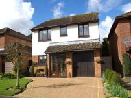 4 bedroom Detached house in Ferndale Close...