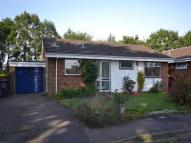 Beech Close Detached Bungalow for sale