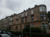 Flat in Afton Street, Shawlands...