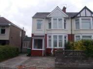 3 bedroom semi detached home for sale in Bwlch rd, Fairwater...