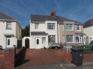 semi detached house in Llangynidr Road...