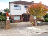 semi detached house in Hendre Gardens, Cardiff