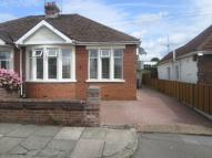Semi-Detached Bungalow in Finchley Road, Fairwater...
