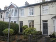 4 bed Terraced house in Severn Grove, Pontcanna...