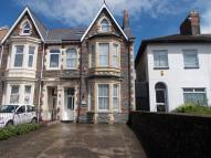 6 bed semi detached home in Llandaff road