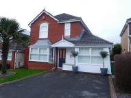 Detached house for sale in Clos Y Gwyddfid...