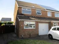 3 bed semi detached home in Denison Way, St Fagans...