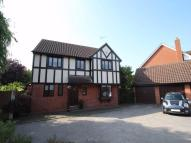 4 bed Detached house for sale in Tudor Rose Close...