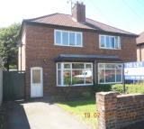semi detached property to rent in 67 Henry Street, Crewe...