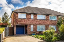 semi detached home in Hevers Avenue, Horley