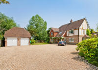 Detached home for sale in Reigate Road, Hookwood