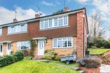 semi detached house in Garden Wood Road...