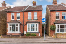 semi detached home in Osborne Road, Redhill