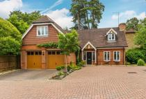 Detached home in Sandy Close , Sandy Lane