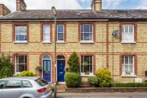 Terraced home for sale in Norbury Road, Reigate