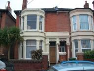 Terraced house in Albert Grove, Portsmouth...