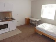 Aylward Street Studio flat to rent