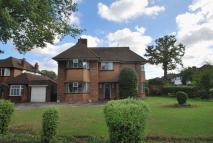 Detached home for sale in Malden Road, New Malden