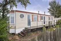 2 bed Mobile Home for sale in The Waterway, Reculver...