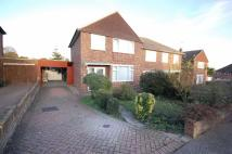 semi detached house in Meadow Road STUDENT LET...