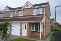3 bed semi detached property to rent in Dartmouth Grove, Redcar...