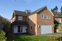 Detached home in Allestree