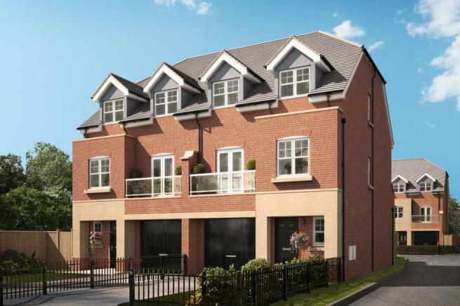 Holloway houses plot