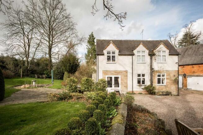 South Sitch Cottage - Ground Floor