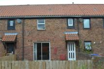 Terraced home for sale in 16 Croftfield, Belford...