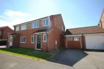 3 bed Detached home for sale in 26 Peirse Close, Bedale...