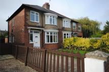 3 bedroom semi detached property in Firby Road, Bedale...