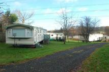 property for sale in Coe Burn Caravan Park, Thrunton, Alnwick, Northumberland
