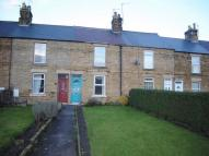 2 bed Terraced home in Durham Road, Wolsingham...