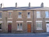 3 bed Terraced property for sale in Leazes View, Wolsingham...