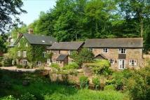 property for sale in The Manor Mill, Waterrow, Taunton, Somerset, TA4 2AY