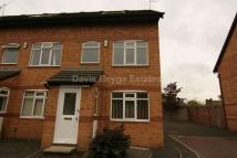 semi detached house to rent in Cobblestone Corner...