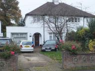 3 bedroom semi detached house in Chobham Road...