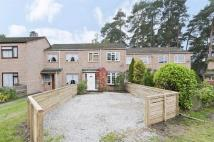 3 bed Terraced home in Liddell Way, Ascot...