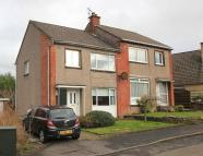 semi detached house to rent in Larkfield Road, Lenzie...