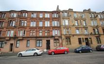 Springburn Road Flat to rent